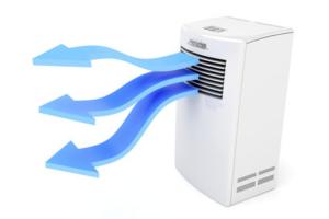 mobiles Klimageraet